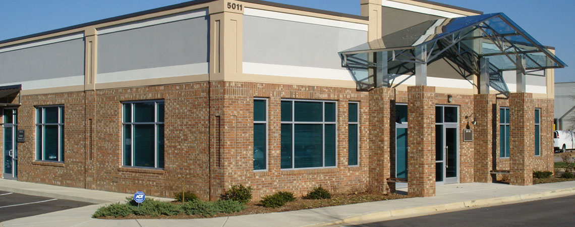 Commercial Ground Up In Raleigh Cornerstone Construction