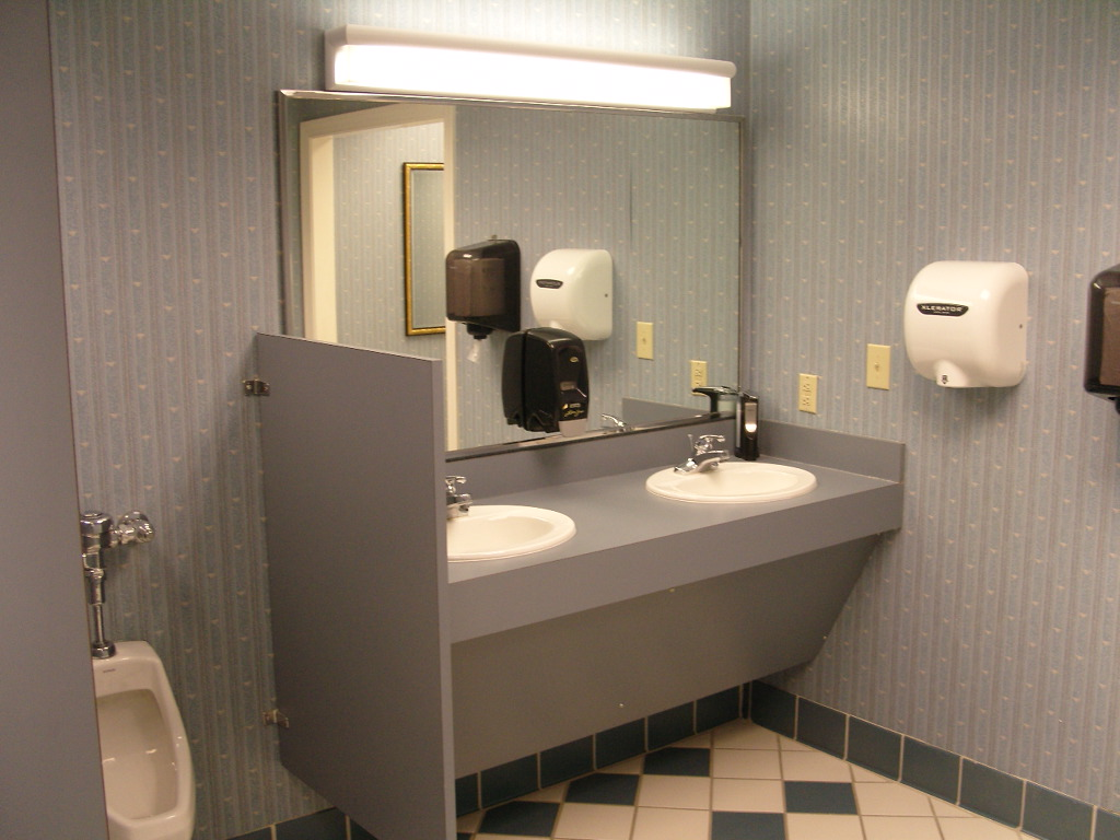 Commercial Construction In The Triangle Cornerstone Construction - Commercial bathroom renovations