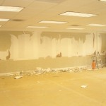 Cary conference room renovation